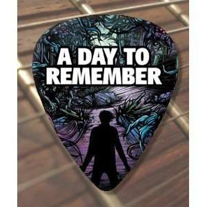 A Day To Remember Premium Guitar Pick x 5 Musical