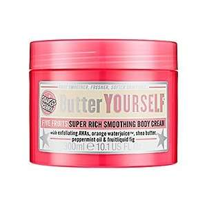 Soap & Glory Butter Yourself Body Cream (Quantity of 2