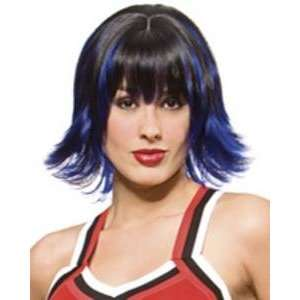 Envy   Bob Costume Wig,Crimson Swirl Beauty