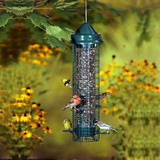 BROME SQUIRREL BUSTER CLASSIC SQUIRREL PROOF BIRD FEEDER 1015