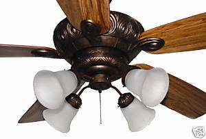 Monte Carlo Monet Ceiling Fan With Light Kit 5MQ60FB