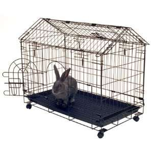 A Frame Bunny House (Quantity of 1) Health & Personal