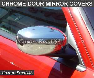300 300C Dodge Magnum Charger Chrome Door Mirror Covers