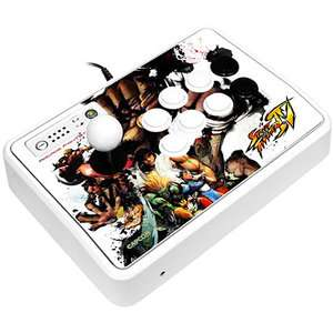 Mad Catz Official Street Fighter IV FightStick (Xbox 360
